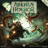 Arkham Horror 3. Edition