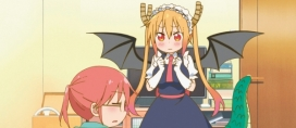 Miss Kobayashi's Dragon Maid - Vol....